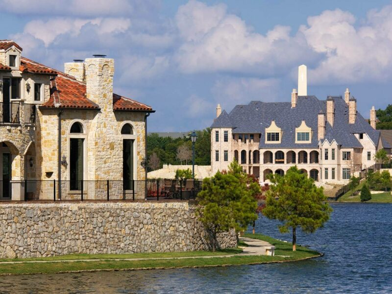 8 Crazy Awesome Luxury Homes in Texas